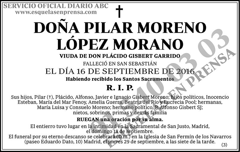 Pilar Moreno López Morano